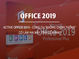 Active Office 2019 - Công cụ